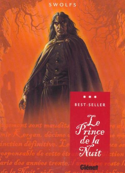 Couverture Le prince de la nuit - intégrale tome 1 à tome 5