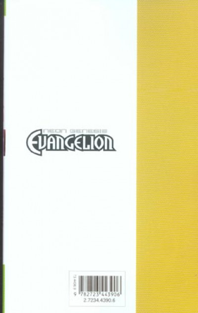 Dos neon-genesis evangelion tome 8 - mother
