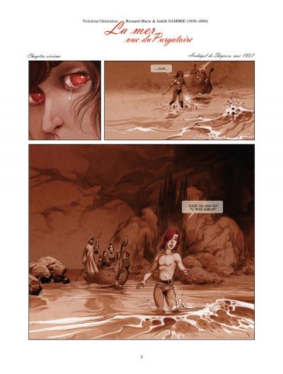 Page 1 Sambre tome 6