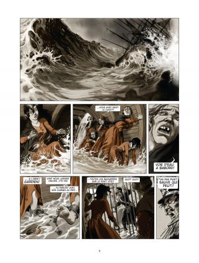 Page 3 Sambre tome 6