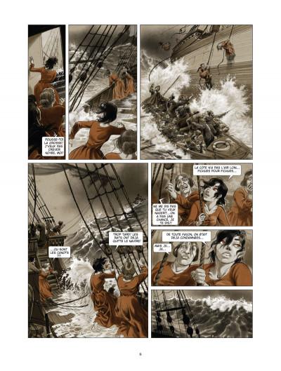 Page 4 Sambre tome 6
