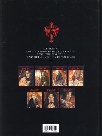 Dos Le prince de la nuit tome 7 - La Première mort