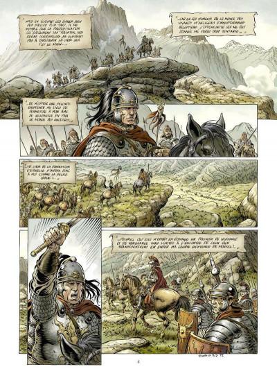 Page 2 Le prince de la nuit tome 7 - La Première mort
