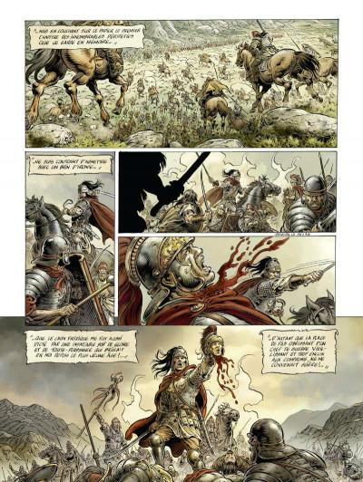 Page 3 Le prince de la nuit tome 7 - La Première mort