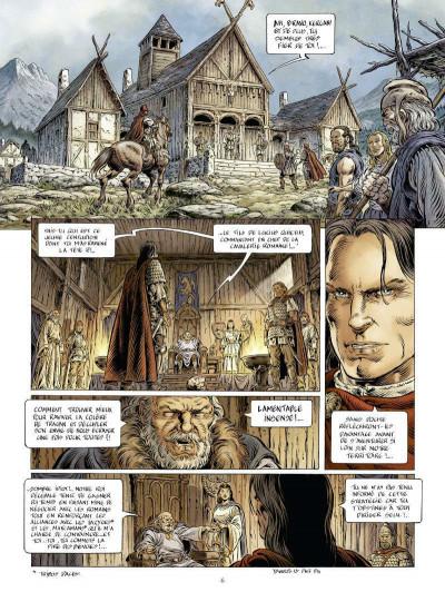 Page 4 Le prince de la nuit tome 7 - La Première mort