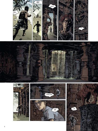 Page 3 le syndrôme d'abel tome 1 - exil