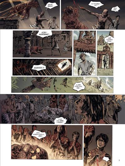 Page 4 le syndrôme d'abel tome 1 - exil