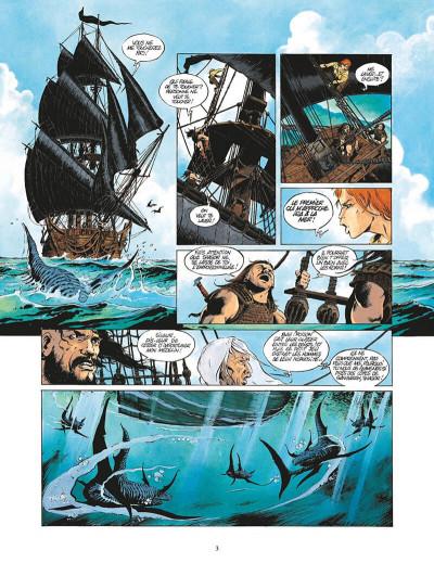 Page 6 vell'a tome 1 - la marque de l'infamie