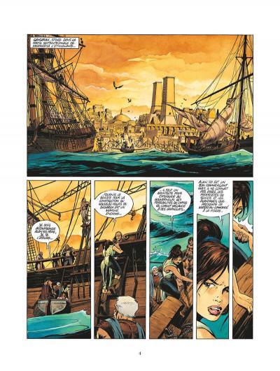 Page 7 vell'a tome 1 - la marque de l'infamie