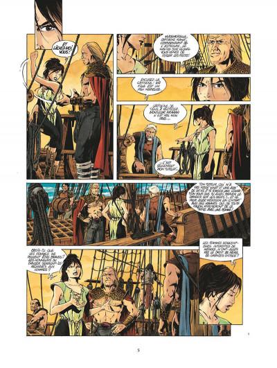 Page 8 vell'a tome 1 - la marque de l'infamie