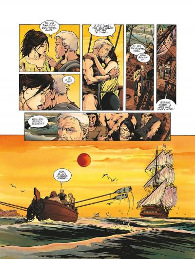 Page 9 vell'a tome 1 - la marque de l'infamie