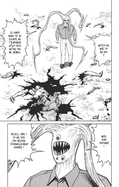 Page 1 parasite tome 7