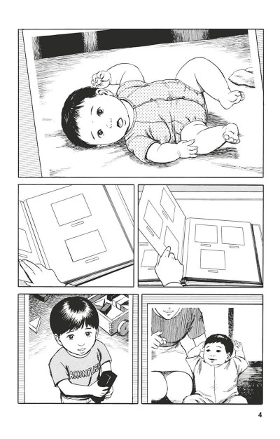Page 5 parasite tome 8