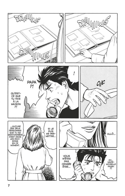 Page 8 parasite tome 8