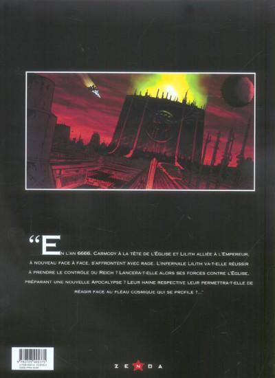 Dos 6666 tome 2 - civis pacem parabellum