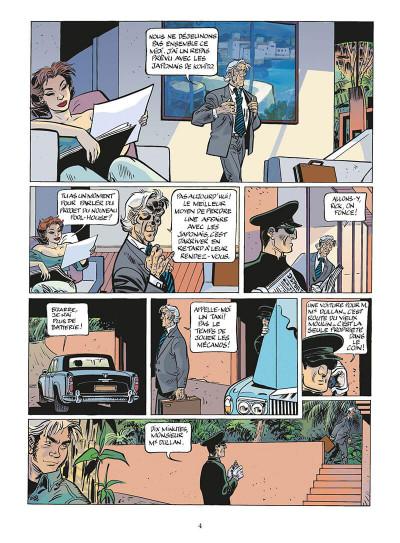 Page 5 zambada tome 4 - double jeu
