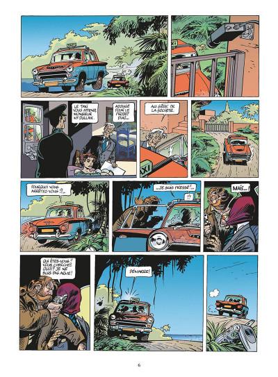 Page 7 zambada tome 4 - double jeu