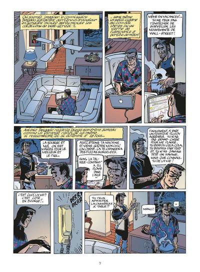Page 8 zambada tome 4 - double jeu