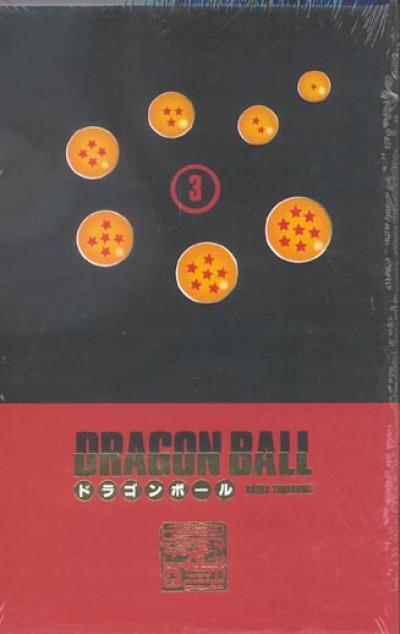 Couverture dragon ball - coffret tome 3