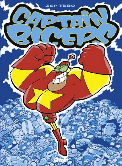 Couverture Captain biceps tome 1