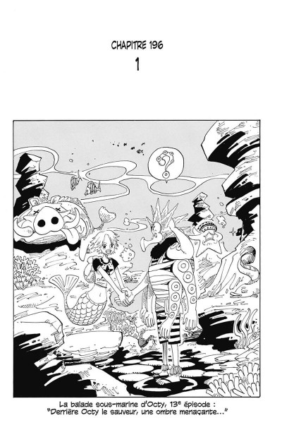 Page 8 one piece tome 22 - espoir