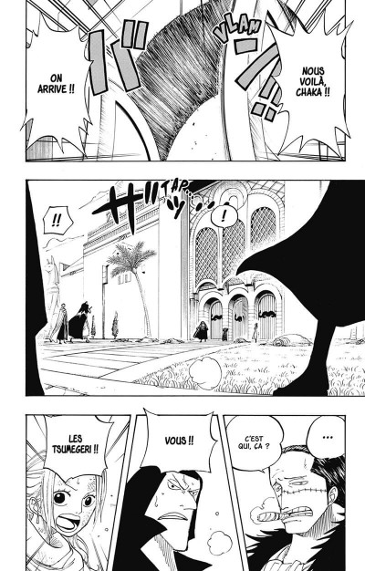 Page 9 one piece tome 22 - espoir