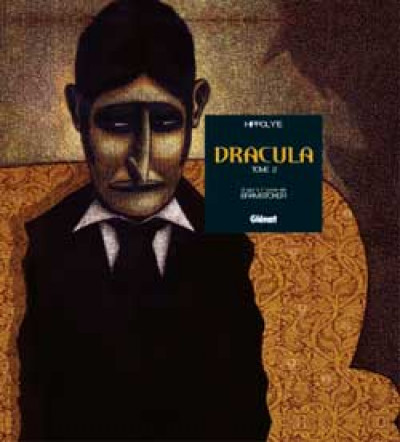 Couverture dracula (hippolyte) tome 2