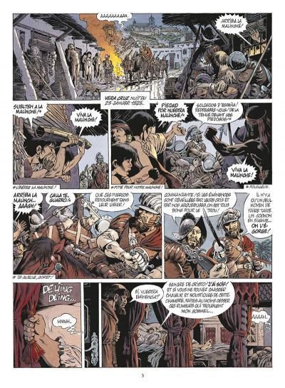 Page 6 quetzalcoatl tome 6 - la noche triste