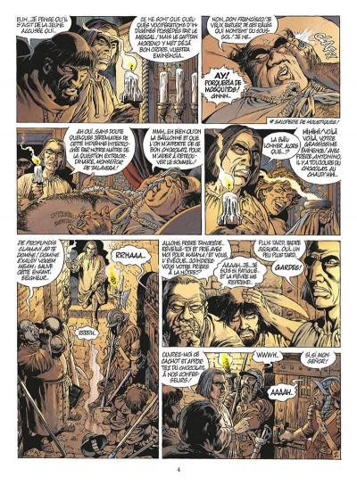 Page 7 quetzalcoatl tome 6 - la noche triste