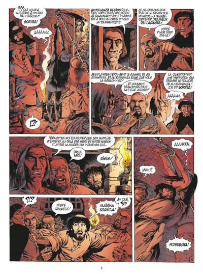 Page 8 quetzalcoatl tome 6 - la noche triste
