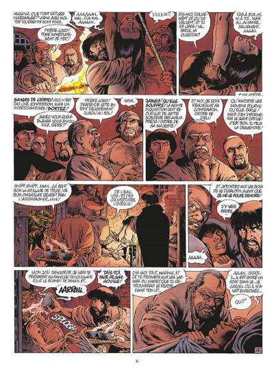 Page 9 quetzalcoatl tome 6 - la noche triste