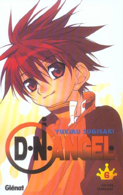 Couverture d.n.angel tome 6