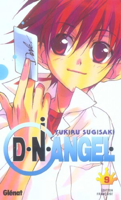 Couverture d.n.angel tome 9