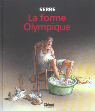 Couverture la forme olympique