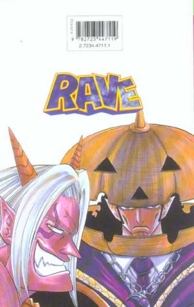 Dos rave tome 13