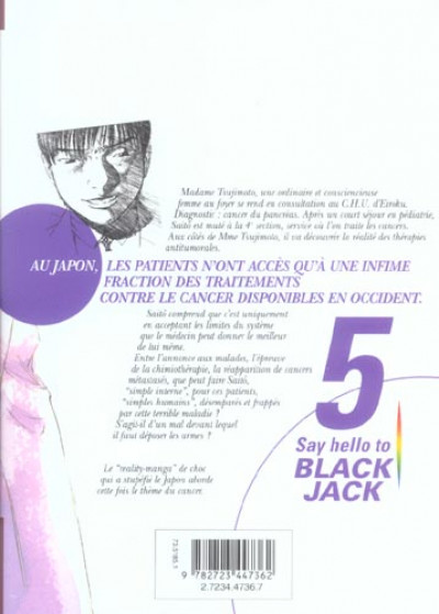 Dos say hello to black jack tome 5