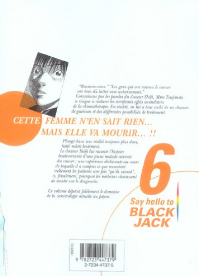 Dos say hello to black jack tome 6