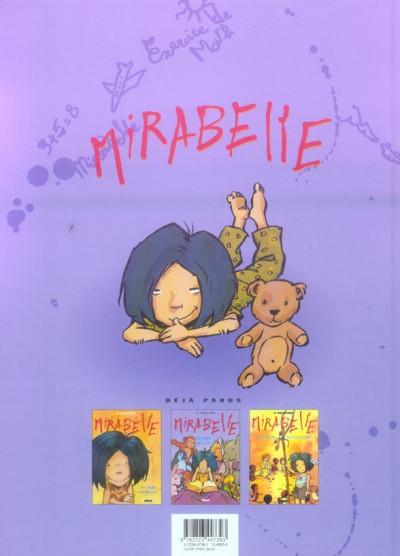 Dos mirabelle tome 4 - une vie de bohême