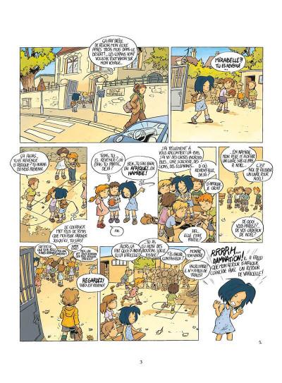 Page 6 mirabelle tome 4 - une vie de bohême