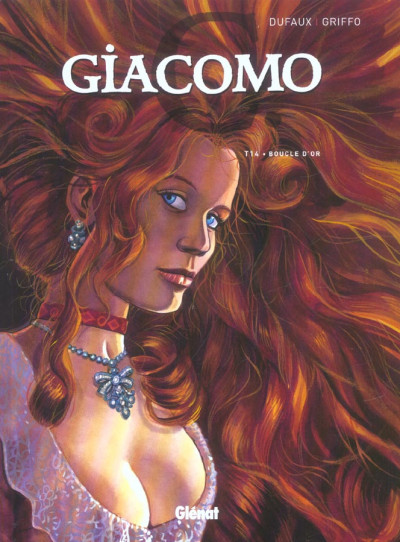 Couverture giacomo c. tome 14 - boucle d'or