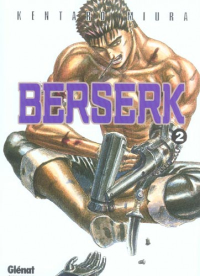 Couverture Berserk tome 2