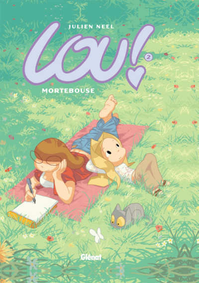 Couverture Lou tome 2