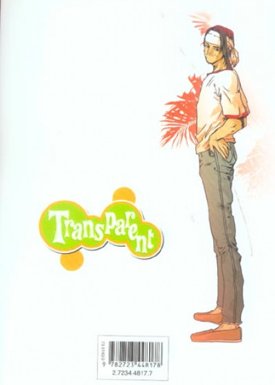 Dos transparent tome 2