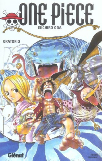 Couverture one piece tome 29 - oratorio