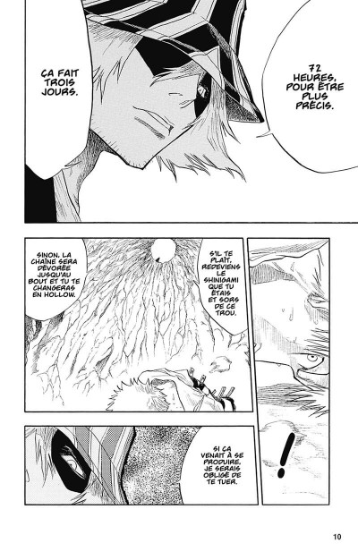 Page 9 bleach tome 8 - the blade and me