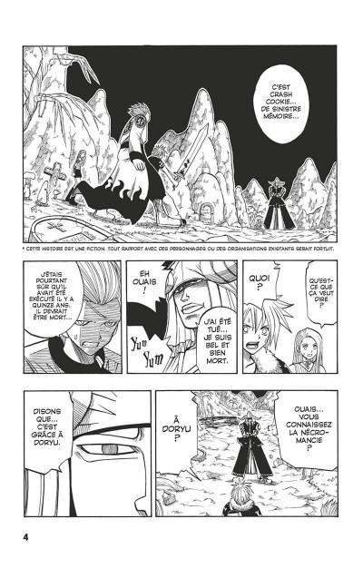 Page 4 rave tome 15