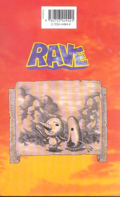 Dos rave tome 16