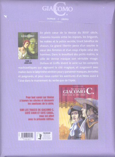 Dos giacomo c. tome 7 - angélina