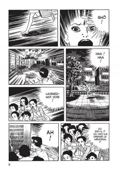 Page 4 l'école emportée tome 4