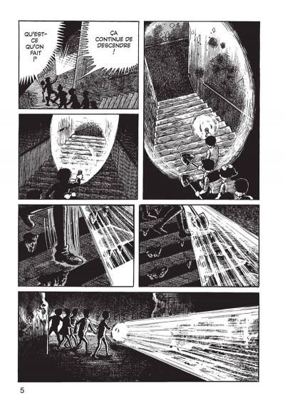 Page 4 l'école emportée tome 5